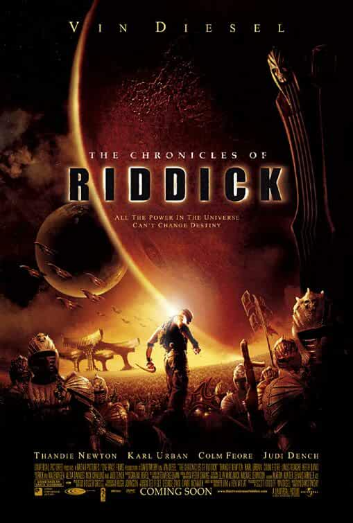 The Chronicles of Riddick 2004 Hindi Dual Audio 720p BluRay ESubs full movie watch online freee download at movies365.lol