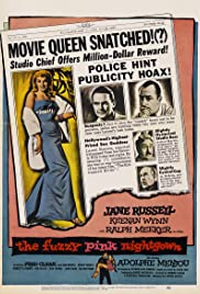 The Fuzzy Pink Nightgown (1957) Poster - Movie Forum, Cast, Reviews