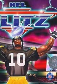 NFL Blitz Poster