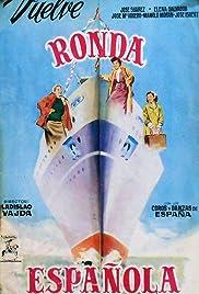 Ronda española Poster
