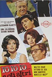 Me, Me, Me... and the Others (1966) Poster - Movie Forum, Cast, Reviews