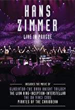 Primary image for Hans Zimmer: Live in Prague