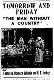 The Man Without a Country Poster