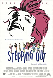 Stepping Out (1991) Poster - Movie Forum, Cast, Reviews