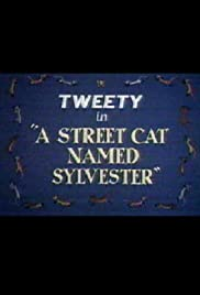 A Street Cat Named Sylvester Poster