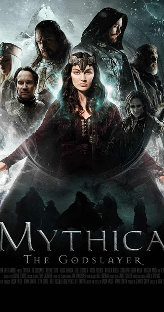 Mythica: The Godslayer (2016) WEBRip 720p