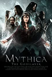 Mythica: The Godslayer (2016) Poster - Movie Forum, Cast, Reviews