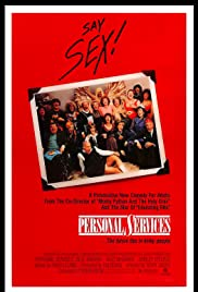 Personal Services (1987) Poster - Movie Forum, Cast, Reviews