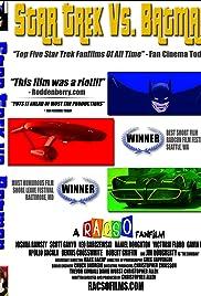 Star Trek Versus Batman Poster