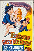 Fireman Save My Child (1954) Poster