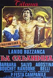 La calandria Poster