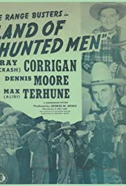 Land of Hunted Men Poster