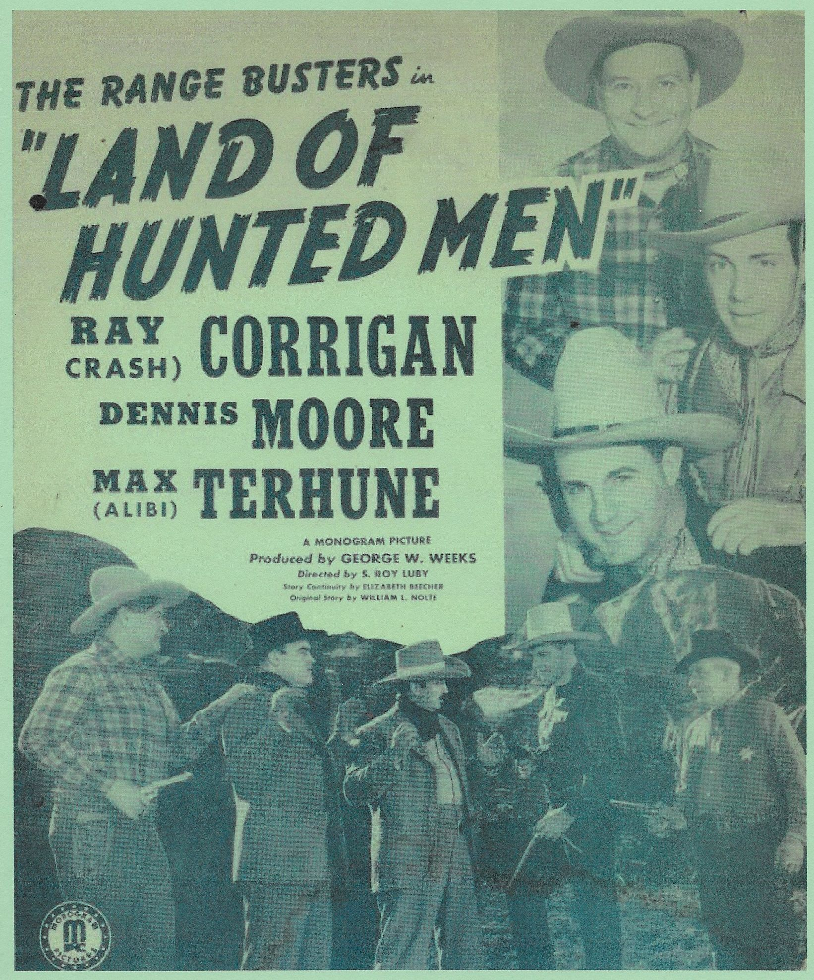 image Land of Hunted Men Watch Full Movie Free Online