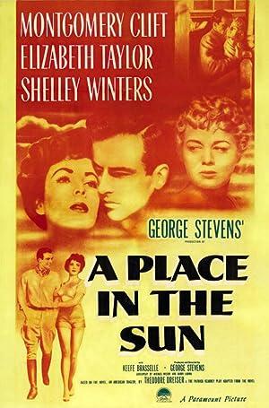 Watch A Place in the Sun 1951 HD 720P Kopmovie21.online