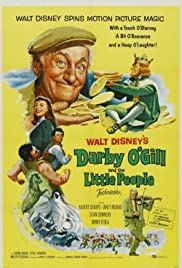 Darby O'Gill and the Little People (1959) Poster - Movie Forum, Cast, Reviews