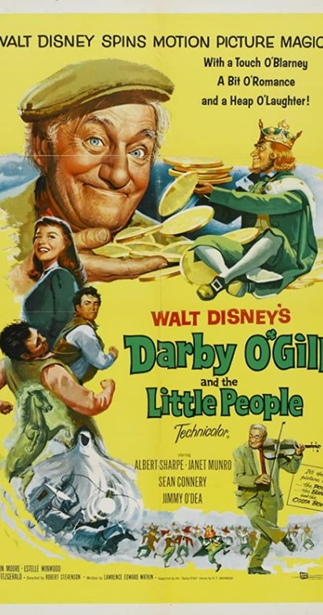 darby ogill and the little people 1959 quotes imdb