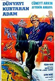 Dünyayi Kurtaran Adam Poster