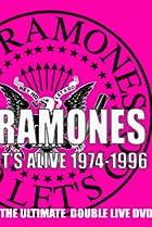 Image of The Ramones: It's Alive 1974-1996