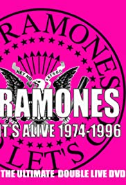 The Ramones: It's Alive 1974-1996 Poster