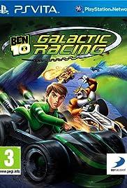 Ben 10 Galactic Racing Poster