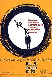 10:30 P.M. Summer(1966) Poster - Movie Forum, Cast, Reviews