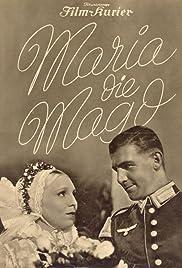 Maria, die Magd Poster