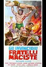 The Invincible Brothers Maciste