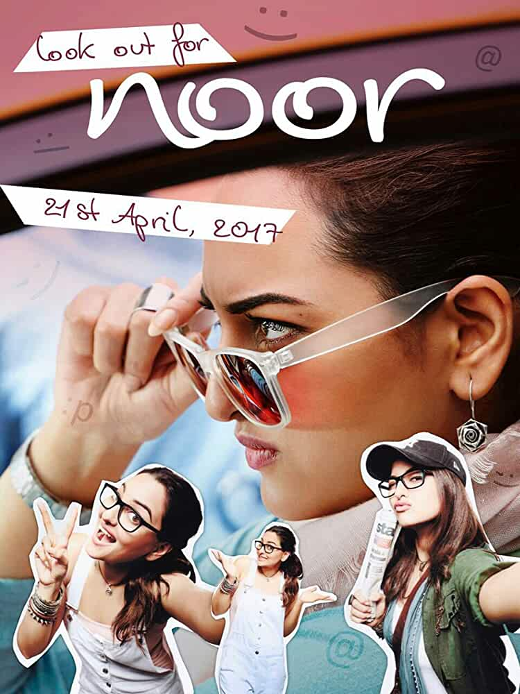 Noor Official Trailer | Sonakshi Sinha | Sunhil Sippy | Releasing on 21 April 2017 | Watch Online