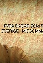 Fyra dagar som skakade Sverige - Midsommarkrisen 1941