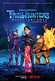 Trollhunters: Tales of Arcadia - Part 1 poster