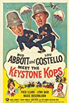 Image of Abbott and Costello Meet the Keystone Kops