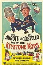 Image of Abbott and Costello Meet the Keystone Kops