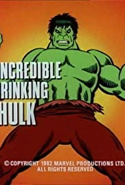 The Incredible Shrinking Hulk Poster