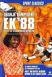 Oranje kampioen! EK '88 Poster