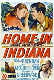 Home in Indiana(1944) Poster - Movie Forum, Cast, Reviews