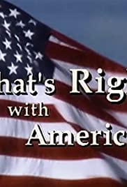 What's Right with America Poster