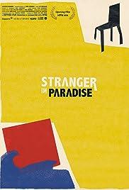 Stranger in Paradise Poster