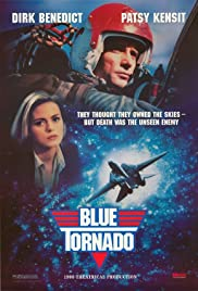 Blue Tornado (1991) Poster - Movie Forum, Cast, Reviews