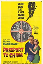 Passport to China Poster