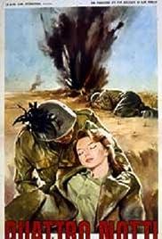 Desert War Poster
