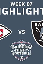 NFL Thursday Night Football Poster - TV Show Forum, Cast, Reviews