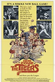 Here Come the Tigers(1978) Poster - Movie Forum, Cast, Reviews