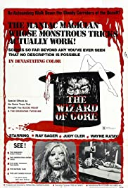 The Wizard of Gore(1970) Poster - Movie Forum, Cast, Reviews