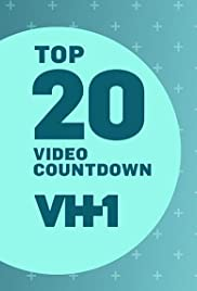 VH1 Top 20 Video Countdown Poster