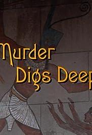 Murder Digs Deep Poster