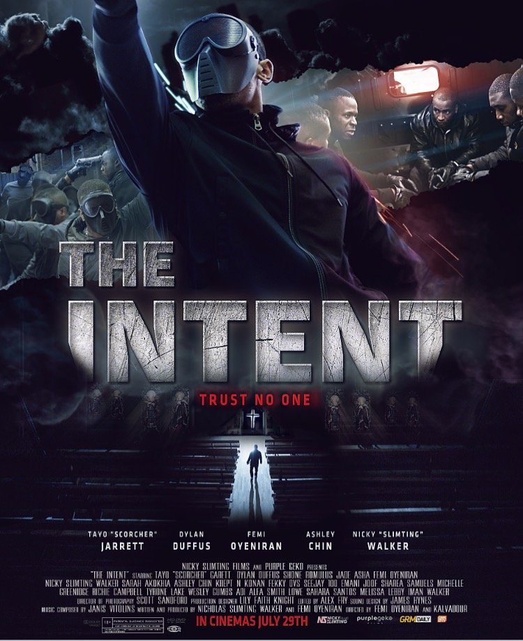 image The Intent Watch Full Movie Free Online