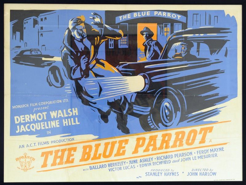 image The Blue Parrot Watch Full Movie Free Online