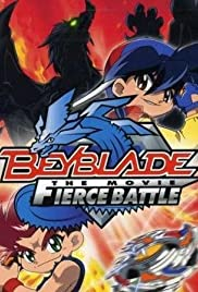 Beyblade: The Movie - Fierce Battle (2004) Poster - Movie Forum, Cast, Reviews