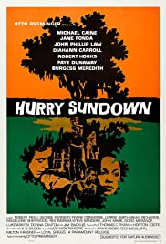 Hurry Sundown (1967) Poster - Movie Forum, Cast, Reviews