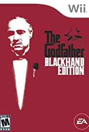 The Godfather: Blackhand Edition Poster